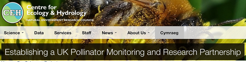 Pollinator Monitoring Survey